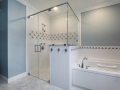 Aging-in-Place Master Bath