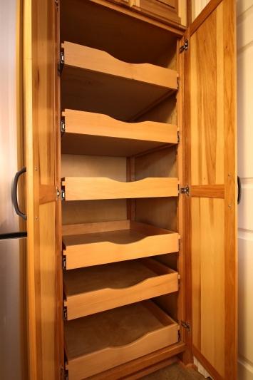 Meyerland pantry cabinet